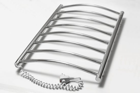 Электрический полотенцесушитель Teplo-store Лестница 32 800/8/500