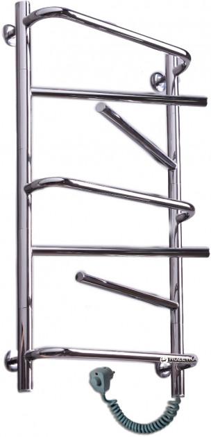 Электрический полотенцесушитель Elna Элна-7 780х430 хром п/п