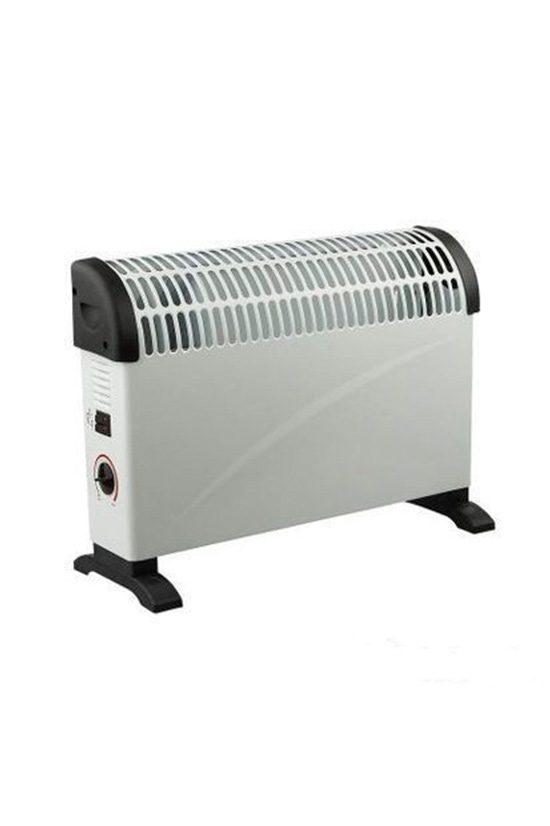 Конвектор электрический Термия DL01 Turbo 2000W с вентилятором
