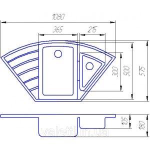 Схема Гранитная мойка Valetti №21 1080x575