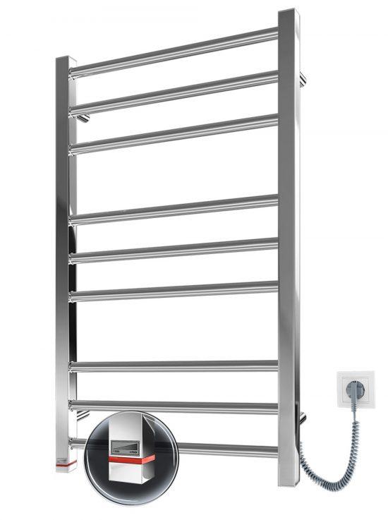 Электрический полотенцесушитель Mario Премиум Классик-I 800x500