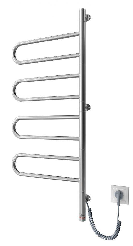 Электрический полотенцесушитель Mario Тристар-I 1000x445x50