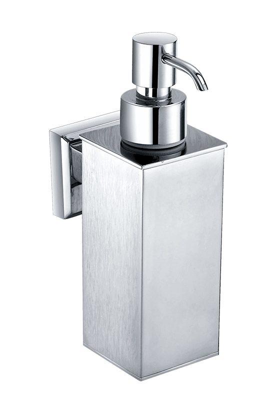 Дозатор для жидкого мыла (латунь) Леонардо 9932