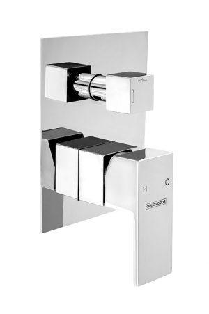 Смеситель скрытого монтажа для ванной и душа Avalon (2 функции) AF-L3B038CP