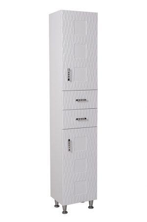 Пенал Ассоль напольный 40 см без корзины для белья