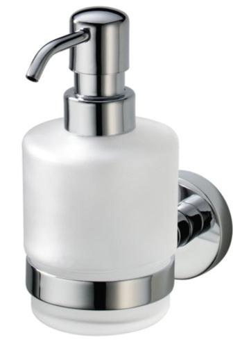 Емкость д/жидкого мыла (стекло) Haceka Kosmos (402316)