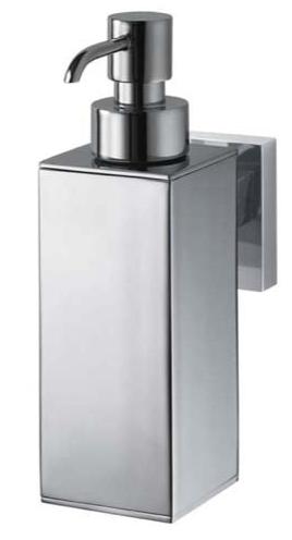 Емкость д/жидкого мыла (металл) Haceka Mezzo (403017)