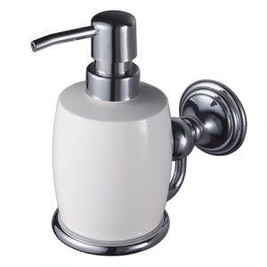 Емкость для жидкого мыла (керамика) Haceka Allure (401816)