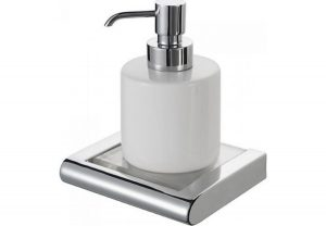 Емкость д/жидкого мыла Haceka Viero (415416)