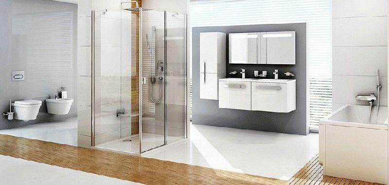 Аксессуары для ванной и их разновидности