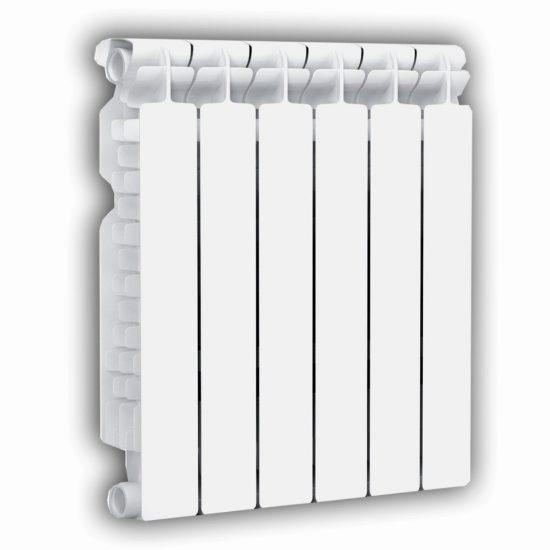 Радиатор алюминиевый a.Bi Camino AL 500/80
