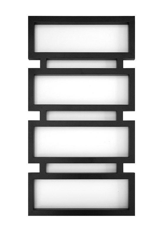 Полотенцесушитель GenesisAqua №001 Quattro