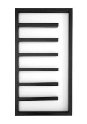 Полотенцесушитель GenesisAqua №014 Combo